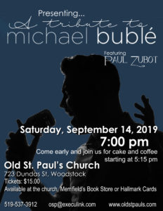 Buble poster
